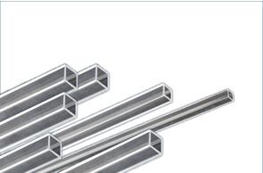 Tubo de aluminio redondo precio finest t tubo redondo de - Tubo pvc cuadrado ...