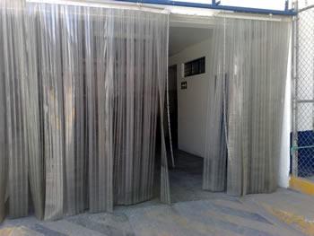 Venta y asesoria de cortinas hawaiianas brunssen for Como poner ganchos en cortinas